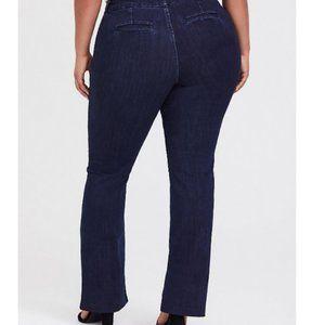 Torrid Jeans - Torrid Premium Trouser Slim Boot Size 24 NWT